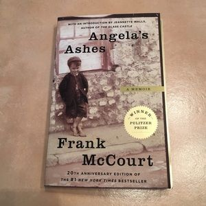 Other - Angela's Ashes soft cover book